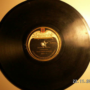 1903-1908 Gramophone Records
