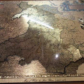 Antique map