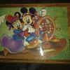 Old Mickey Mini Toy Box top