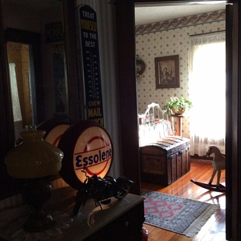 Some of my favorite rooms in the house - Advertising