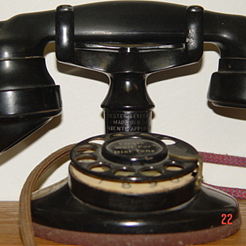 Western Electric A1/AA1 Desk Phone - Telephones