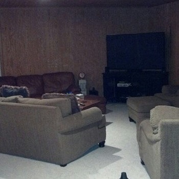 Man cave - Furniture
