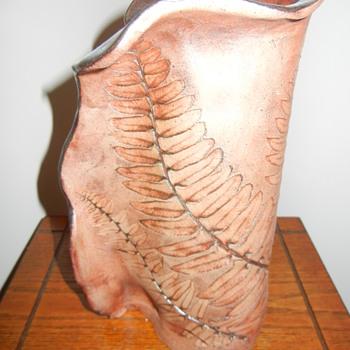 Art Pottery - Vase - Art Pottery