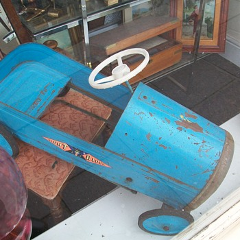 Triang Pedal Car 1950`s
