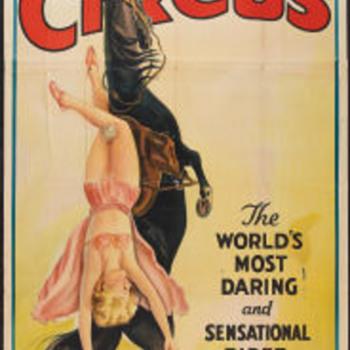 Ringling-Barnum Three Sheets (circa 1935) - Posters and Prints