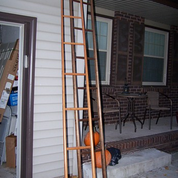 Decorative ladders any help identifying would be great