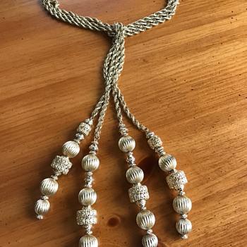Vintage Monet Necklace - Costume Jewelry
