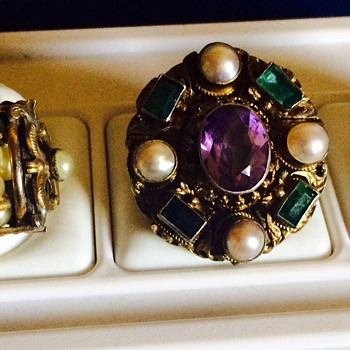 Antique Ring Collection - Fine Jewelry