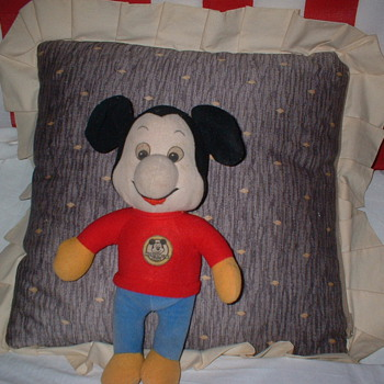Mickey Mouse Club Knickerbocker