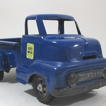 Buckeye Express Pickup truck - Model Cars