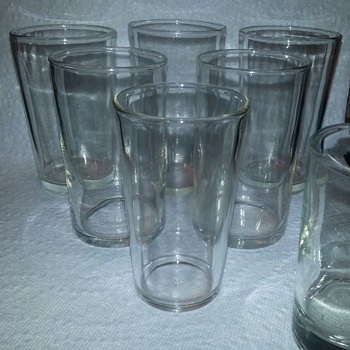 Bar Glasses - Glassware