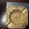 Achille Mourant Corfou Brass Ashtray
