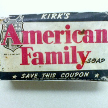 Antique Bar of Soap