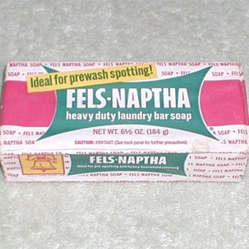 Fels-Naptha Soap - Advertising