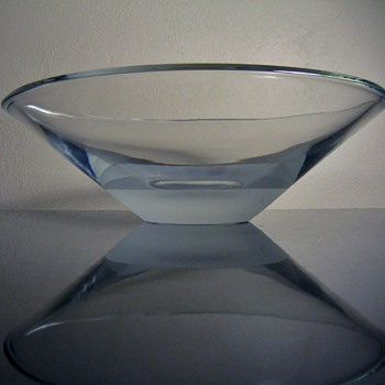 VERA WANG FOR WEDGWOOD - ENGLAND - Art Glass