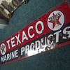 Late 30s early 40s Texaco sign