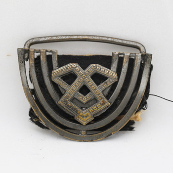 Military Buckle? WWII?