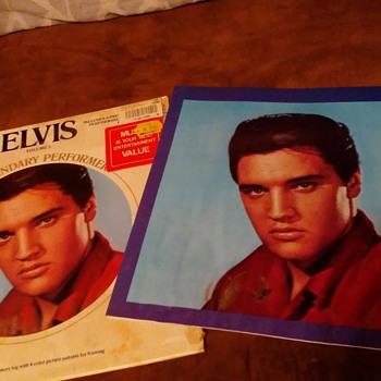 Elvis Presley items