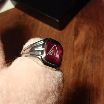 Grandfathers ring - Fine Jewelry