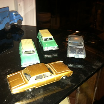 Tootsie Toy cars... Hard to find. - Model Cars