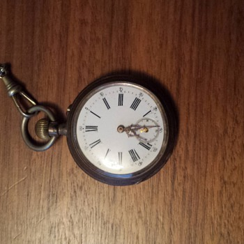 Pocket watch i inhereted