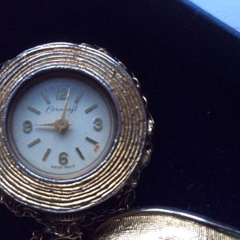 Vintage watch - Costume Jewelry
