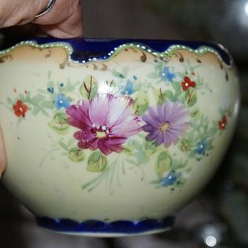 Unmarked Small Jardiniere  - Victorian Era