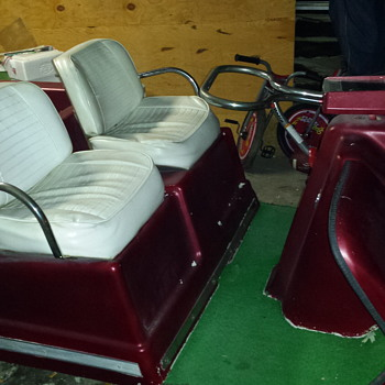1969 harley davidson 3 wheel golf cart - Sporting Goods