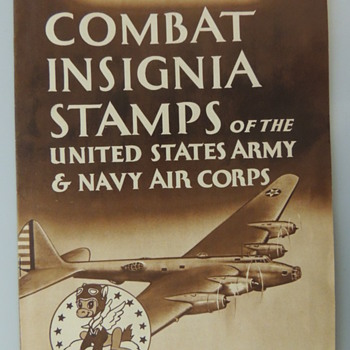 DISNEY WW2 STAMP BOOS - Military and Wartime