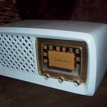 silvertone project - Radios