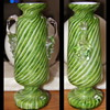 Welz Green Aventurine Spiral - A Known Shape and A Known Décor