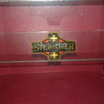Two Old Barber Shop Sterilizers