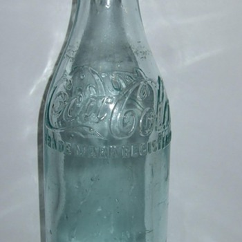 Yet Another Straight Sided Coke Bottle