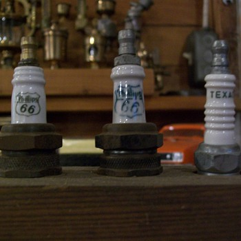 My spark plug collection