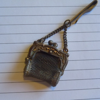 Antique bus token holder??? - Accessories