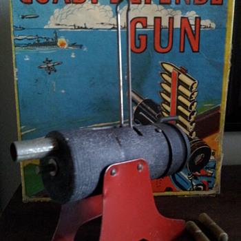Coast Defence Gun. Baldwin Manufacturing Co. Inc. Brooklyn, NY.