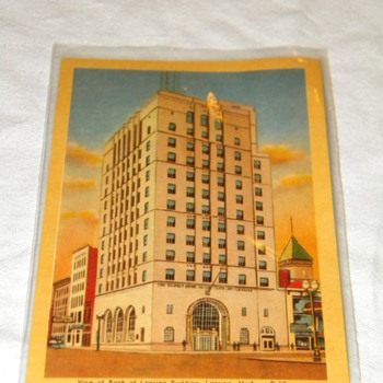 Vintage Lansing, Michigan Postcards - Postcards