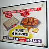 Wonder Bread &quot;Brown N&#039; Serve&quot; Rolls Printers Proof
