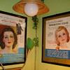 Vintage Princess Pat Advertising Signs