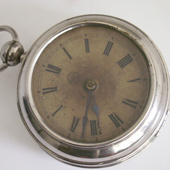 My New Haven Clock Co. Watch Needs Help - Pocket Watches