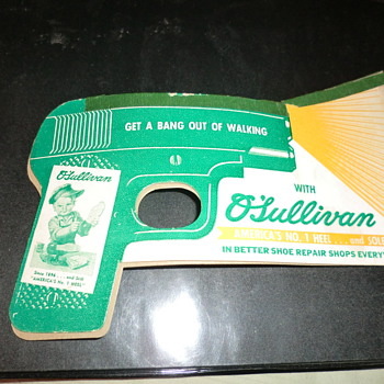 Pop Gun Advertising O' Sullivan