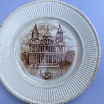 Wedgwood plate - China and Dinnerware