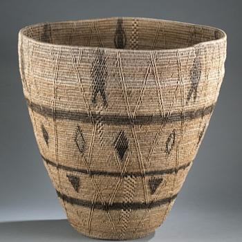 Mystery Basket - Native American