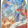 ALPHONSE MUCHA: 1926 SOKOL SLET POSTCARD