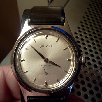 Bulova Surf King 1967