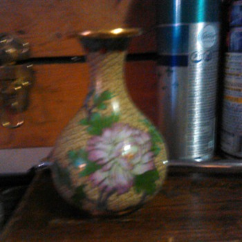 little vase - Asian
