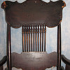 Great Great ??? Grandma&#039;s Rocking Chair