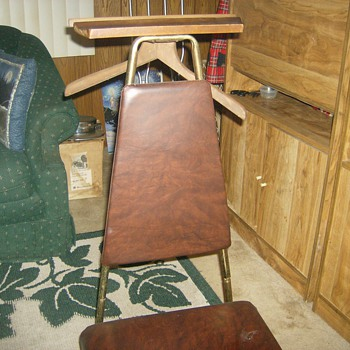 Chair made by nova in the early 1900's - Furniture