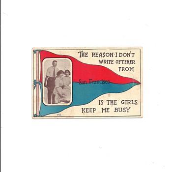 POSTCARD 1914 - Postcards