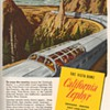 1952 - Western Pacific Railroad Advertisement